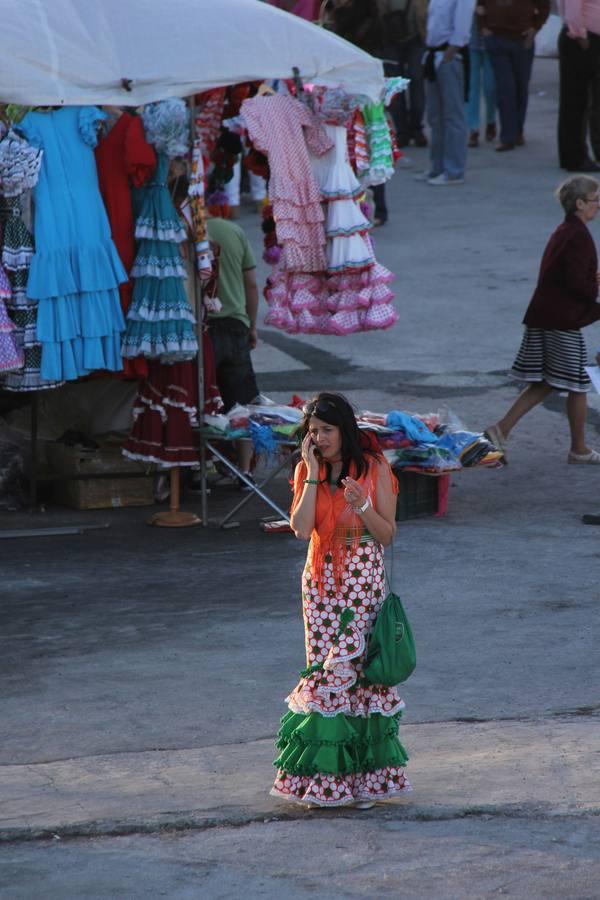 Segunda jornada de la Feria de Mayo de Torrevieja