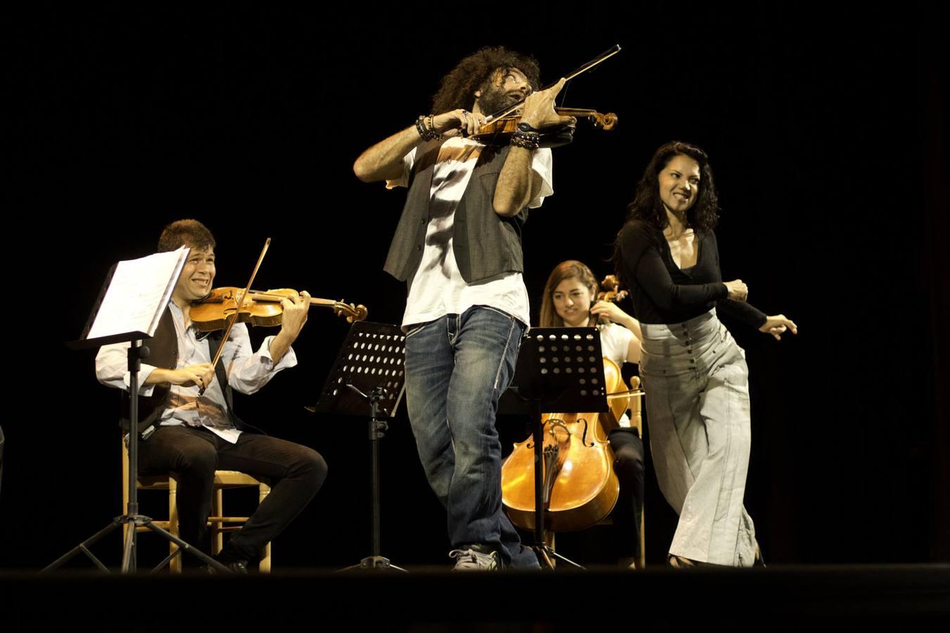 Concierto de Ara Malikian para niños en el Teatro de Orihuela