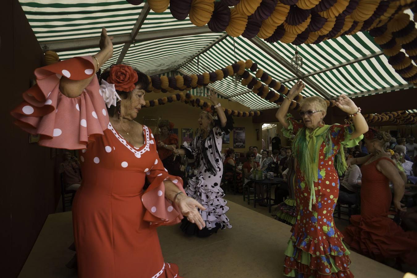 Tercera jornada en la Feria de Mayo de Torrevieja