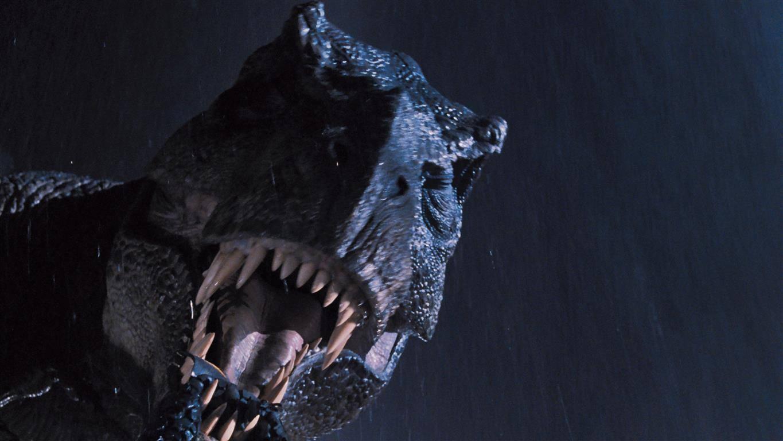 Los dinosarios de Spielberg regresan en 3D