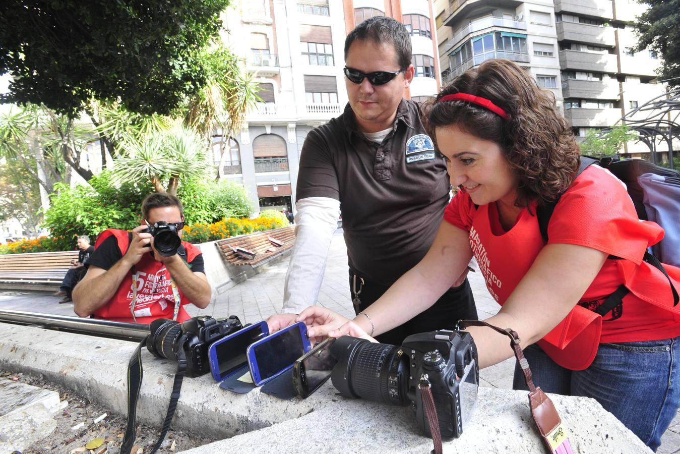 Inmortalizando tecnología y terrazas