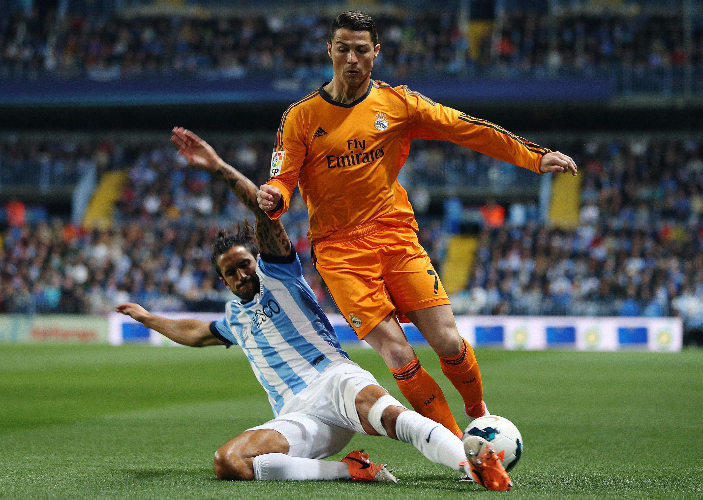 Málaga-Real Madrid (Primera División)