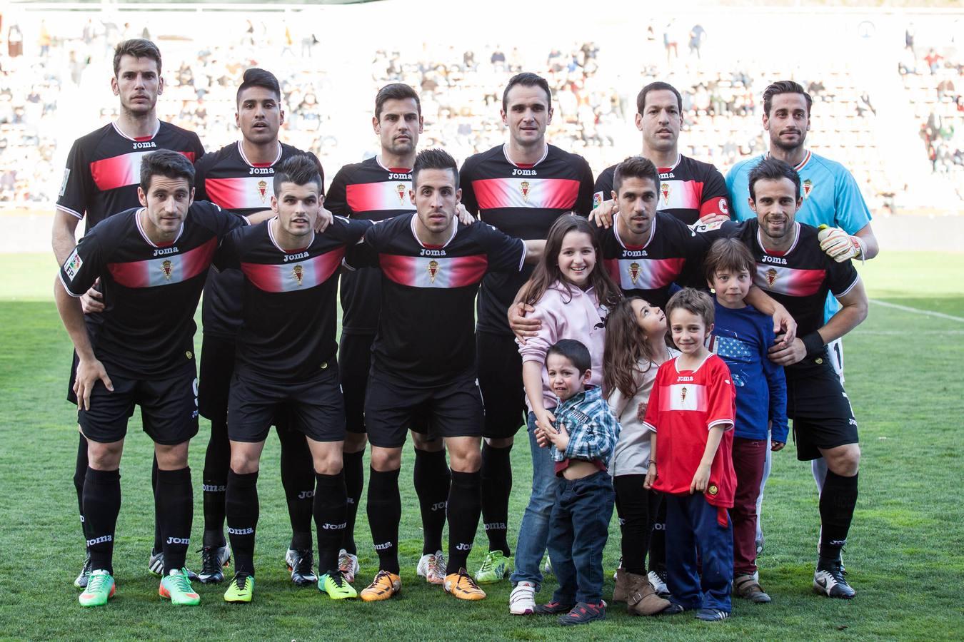 Girona-Real Murcia (0-1)