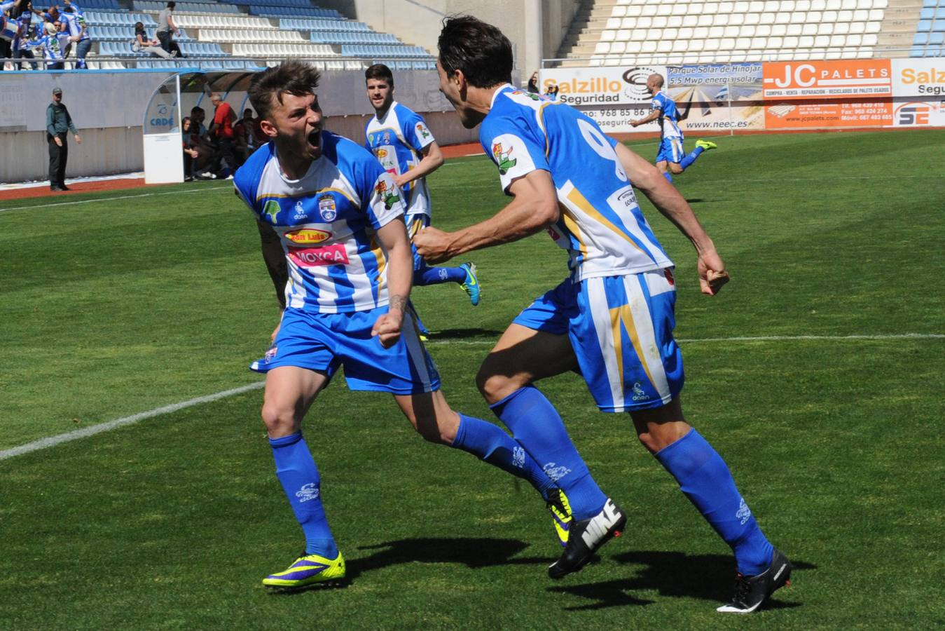 La Hoya Lorca 1-0 Lucena