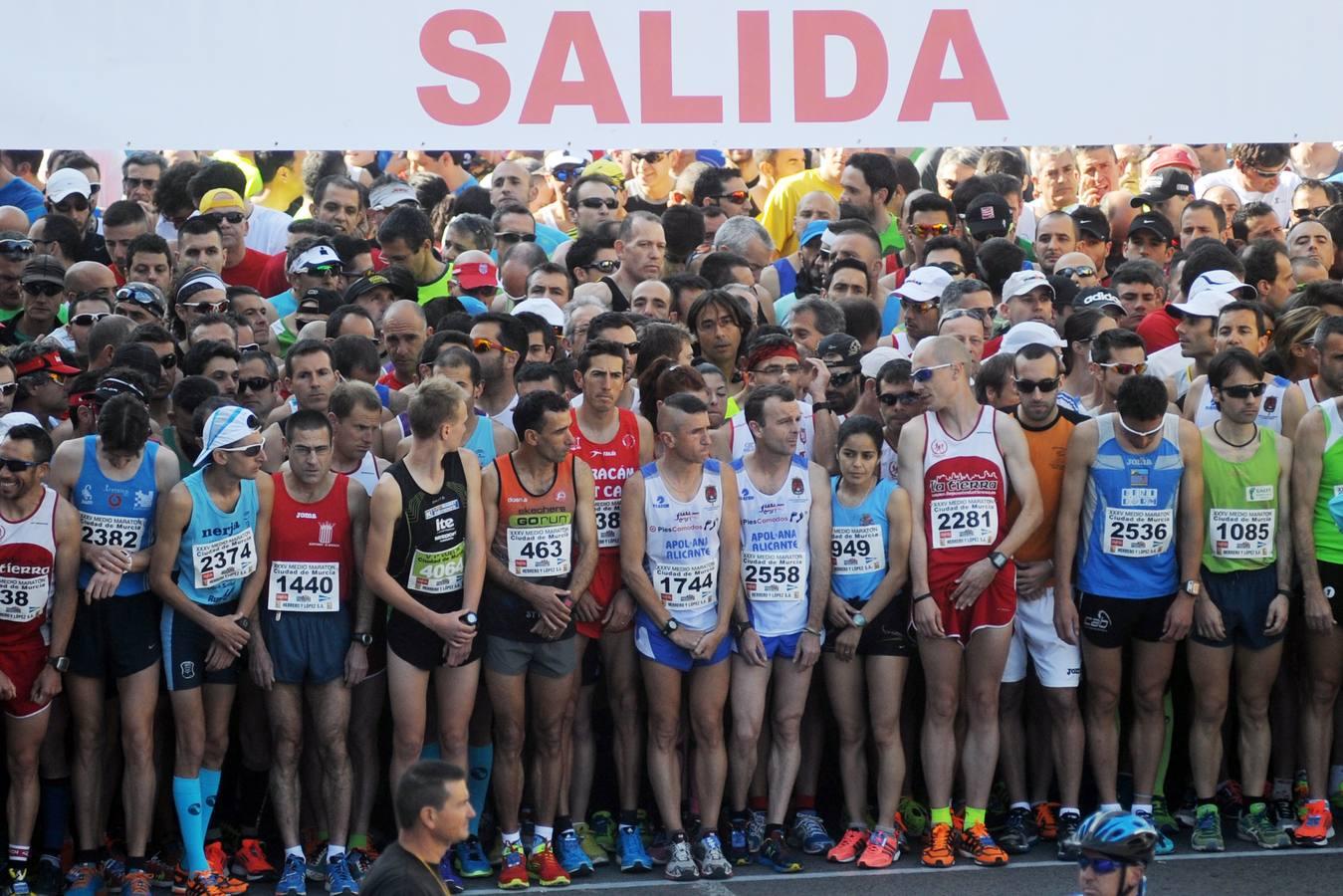 XXXV Media Maratón de Murcia