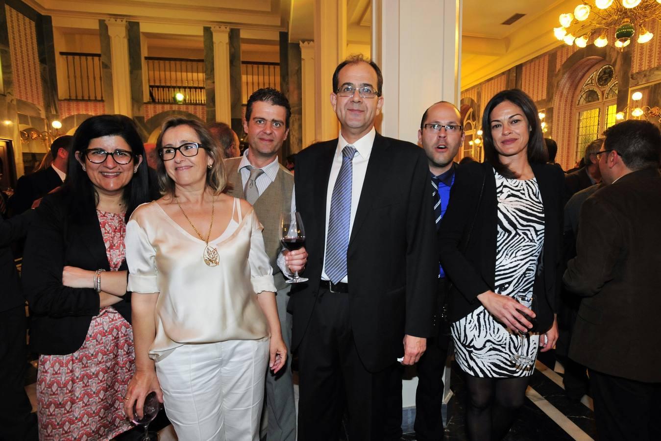 Fiesta de los VI Premios Web de laverdad.es